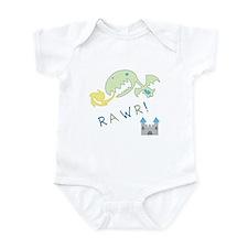 Rawr! Baby Dragon Onesie
