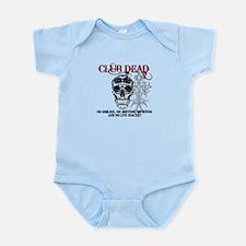 Club Dead Infant Bodysuit