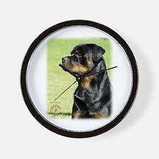 Rottweiler 9R028D-012 Wall Clock