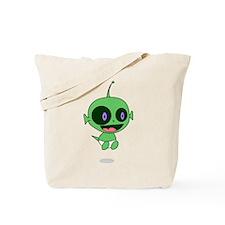 Martian Baby Tote Bag