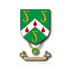Seoan's Sticker (Rectangle 50 pk)