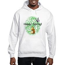 Happy Spring Duck Hoodie