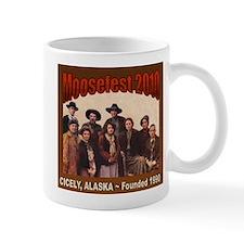 Moosefest 2010 Small Mug