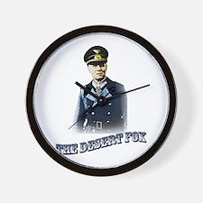 Erwin Rommel Wall Clock
