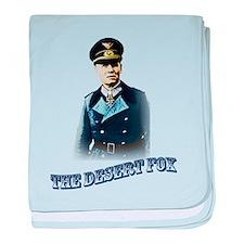 Erwin Rommel baby blanket
