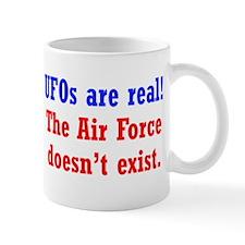 UFOs are Real Mug
