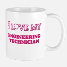 I love my Engineering Technician Mugs