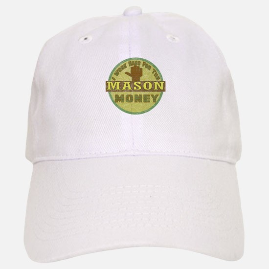 Stone Mason Baseball Baseball Cap