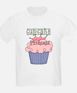 Cupcake Princess T-Shirt