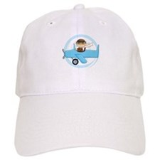 Boy Pilot Baseball Cap