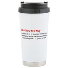 Unique Anarchism Travel Mug