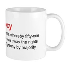 Funny The founding fathers Mug