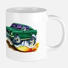 Cute Musclecar 20 oz Ceramic Mega Mug