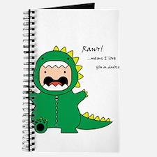 Rawr! Journal