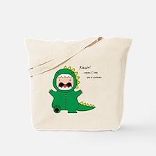 Rawr! Tote Bag