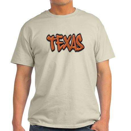 Texas Graffiti Light T-Shirt