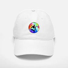 Tie Dye Skater Baseball Baseball Cap