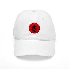 Red Skater Baseball Cap