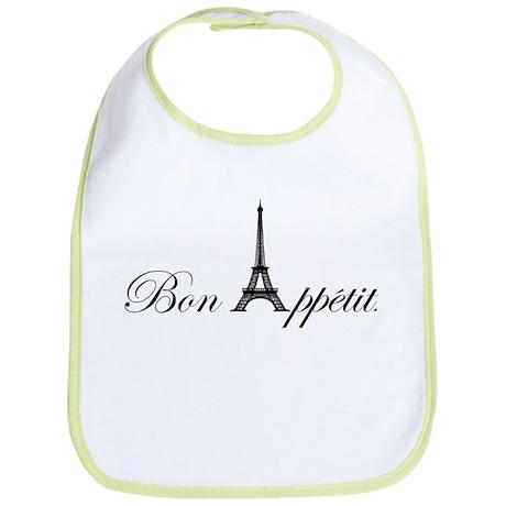 Bon Appetit Bib