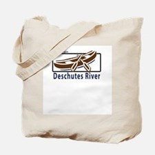 Deschutes River Tote Bag