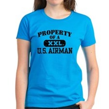 Property of a U.S. Airman Tee