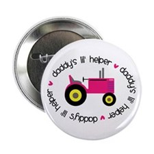 "Daddy's Little Helper 2.25"" Button"