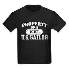 Property of a U.S. Sailor T