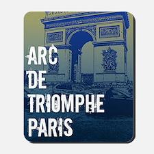 Arc de Triomphe Paris Mousepad