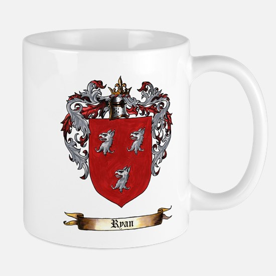 Ryan Coat of arms Mug