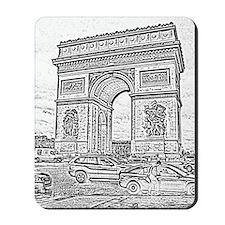 Arc de Triomphe Mousepad