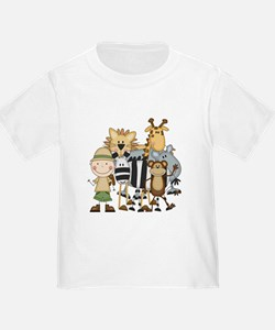Boy on Safari T