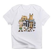 Boy on Safari Infant T-Shirt