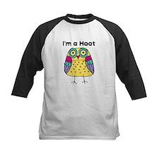Yellow Owl I'm a Hoot Tee