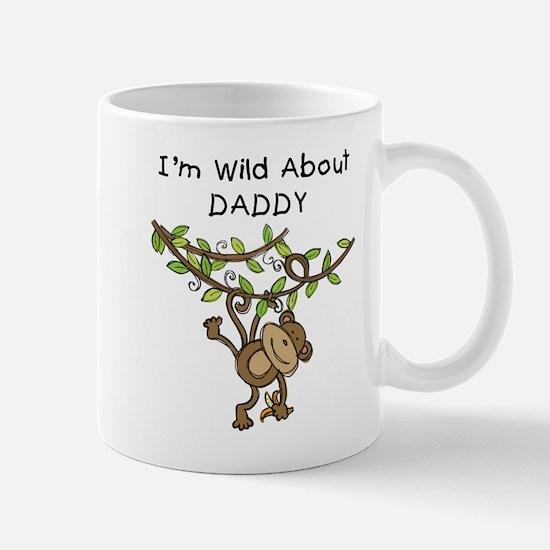 Wild About Daddy Mug