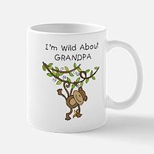 Wild About Grandpa Mug