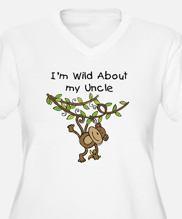 Wild About My Uncle Long Sleeve T-Shirt
