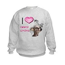 Cute Chinese dog Sweatshirt