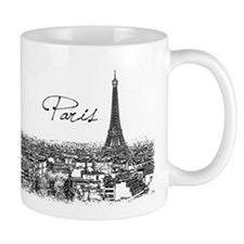 Paris Mug (Tour Eiffel)