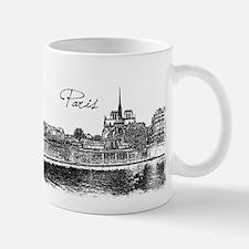 Paris Mug (Notre Dame)