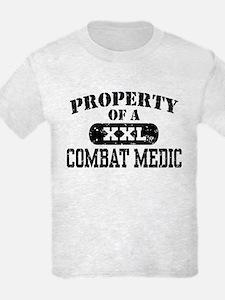 Property of a Combat Medic T-Shirt