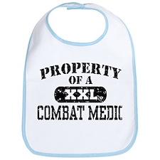 Property of a Combat Medic Bib