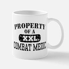 Property of a Combat Medic Mug