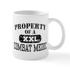 Property of a Combat Medic Small Mug