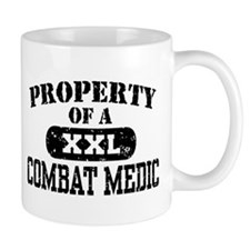 Property of a Combat Medic Small Mug