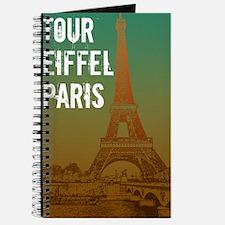 Tour Eiffel Paris Journal