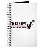 Mary poppins Journals & Spiral Notebooks
