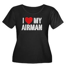 I Love My Airman T