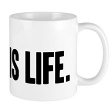 Grey's Is Life Small Mug