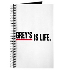 Grey's Is Life Journal