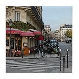 Paris france Drink Coasters